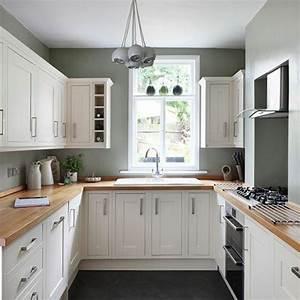 couleur peinture cuisine 66 idees fantastiques With meuble de cuisine en bois rouge 2 idee couleur cuisine la cuisine rouge et grise
