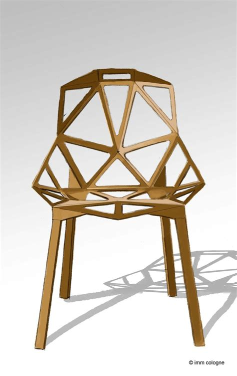 chair one by konstantin grcic masterpieces of the past