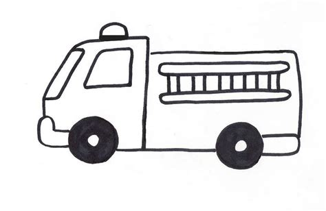truck template 7 best images of truck template printable truck template preschool truck