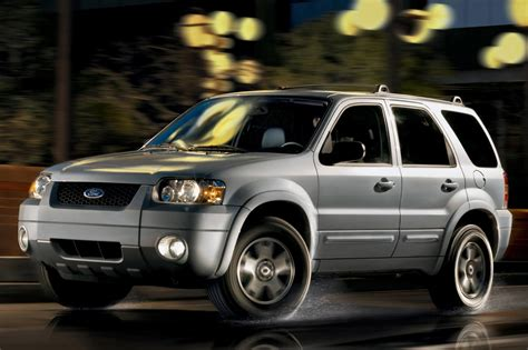 2007 Ford Escape by 2007 Ford Escape Information And Photos Zombiedrive