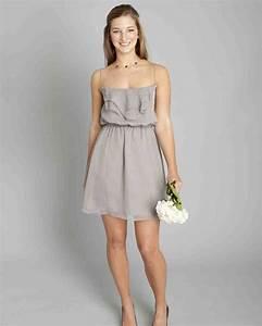 bridesmaid dresses for beach weddings martha stewart With wedding bridesmaid dresses