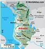Albania Map / Geography of Albania / Map of Albania ...