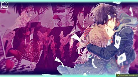 Amnesia Anime Toma X Reader Shin X Heroine Wallpaper Amnesia By Kingwallpaper On