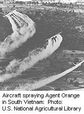 Agent Orange Tied to Lethal Prostate Cancer – WebMD