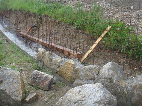 stützmauer bauen anleitung monsterhaus anleitungen