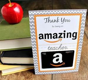 10 Teacher Gift Card Ideas with Free Printables Mama Cheaps