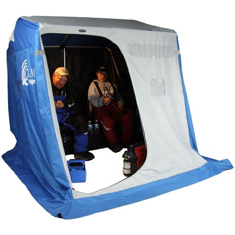 Clam™ Fish Trap Voyager Tcx 2person Ice Shelter 422331