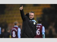 Paul Lambert not bothered with emotional return to Carrow