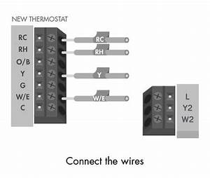 Round Nest Thermostat Honeywell Wiring Diagram For