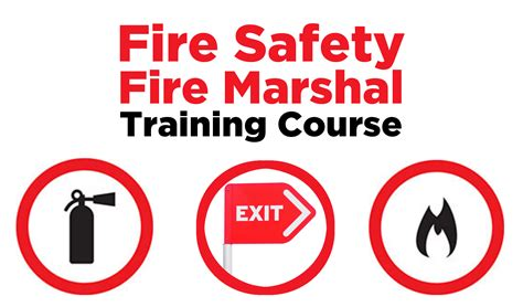 fire safety training accredited  north western