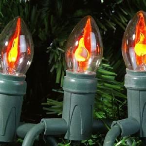 Guirlande Lumineuse Ampoule : guirlande lumineuse ampoule orange 10 led guirlande lumineuse pour sapin et maison eminza ~ Teatrodelosmanantiales.com Idées de Décoration