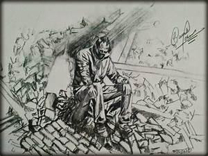 Pencil Sketches: Nepal Earthquake