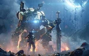 Titanfall 2 Game 2016 wide Wallpapers - New HD Wallpapers