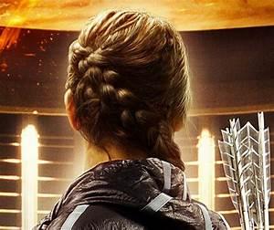 Katniss Everdeens Side Hair Braid Hunger Games