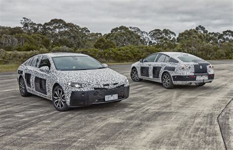 2018 Holden Commodore First Details