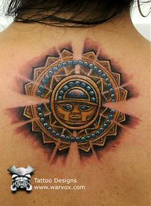 Silver Sun Tattoo » ₪ AZTEC TATTOOS ₪ Aztec Mayan Inca ...