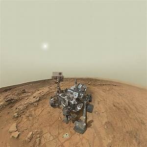 Curiosity Detects Methane and Organic Molecules in Gale ...