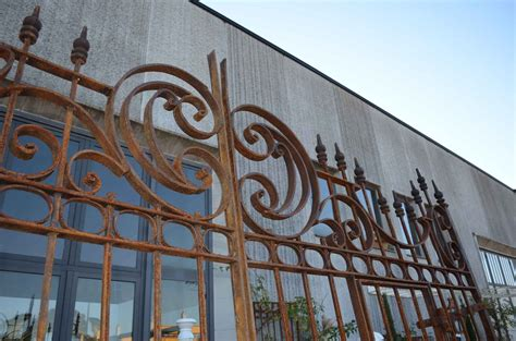 ladari di ferro battuto cancelli in ferro battuto antichi