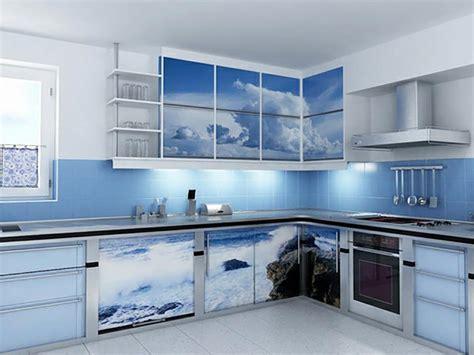 deco cuisine bleu davaus decoration cuisine bleu avec des idées