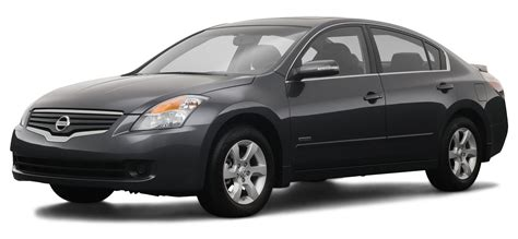 2008 Nissan Altima Reviews, Images, And Specs