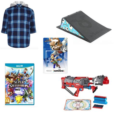 christmas gifts for 10 year old boys family four fun