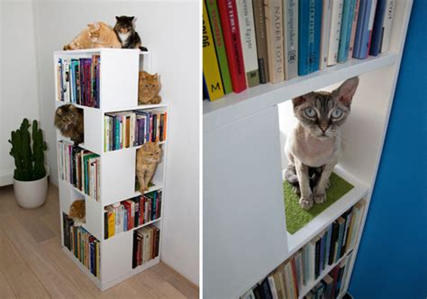 Modern Cat Furniture From The Netherlands