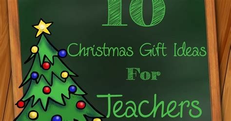 10 Christmas Gift Ideas For