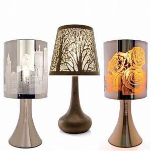 Lampe Touch Dimmer : chrome touch lamp dimmer bedside table light new york city skyline rose ~ Yasmunasinghe.com Haus und Dekorationen
