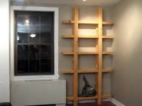 How to Build Wood Shelves