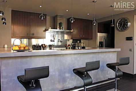 decoration cuisine americaine salon design cuisine americaine homeandgarden