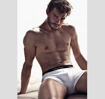 Jamie Dornan For Calvin Klein Lookbook