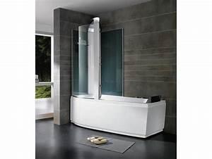 Baignoire Douche Balneo : baignoire douche baln o ka ri ~ Melissatoandfro.com Idées de Décoration