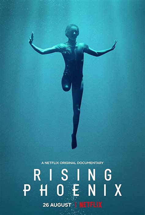 🎬 Rising Phoenix [TRAILER] Coming to Netflix August 26, 2020