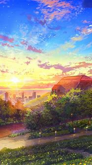Landscape Cool Anime Wallpapers - Wallpaper Cave