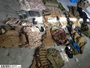 ARMSLIST - For Sale: Marine Corps Tactical gear-- ALOT