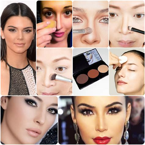 steps    nose  thinner  makeup stylo planet