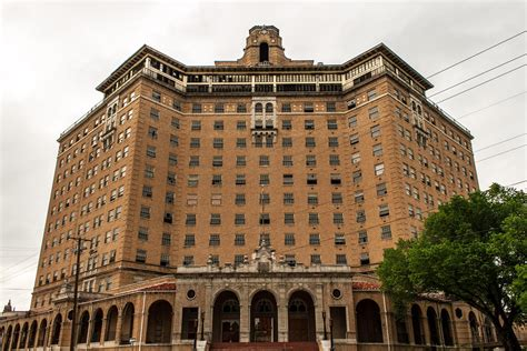 Hours may change under current circumstances Abandoned Baker Hotel Mineral Wells Texas - Abandoned in ...