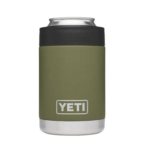 Yeti Rambler Colster Insulated Stainless Steel Koozie