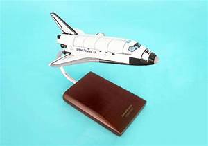 NASA - Space Shuttle Endeavour Orbiter - 1/200 Scale ...