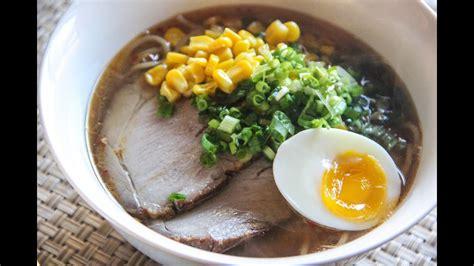 Salah satunya mie sop kampung yang berada di jalan arteri ring road sunggal. Zupa Miso Ramen - Street Food Asian Style