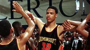 1996 6u20199 8th Grader Tyson Chandler Dunking On Kids
