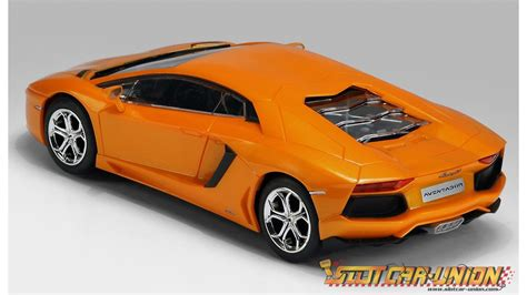 Scalextric C3460 Lamborghini Aventador Lp 700 4 Orange