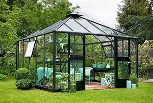 Gartenhaus Mit Gewächshaus : gew chshaus als wintergarten ~ Frokenaadalensverden.com Haus und Dekorationen