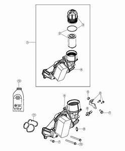 68211440ac  Cooler Assembly  Oil  Export  Housingcooler  Filtercooler  Nbc