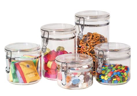 glass kitchen canister sets glass kitchen canisters airtight home design