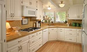 tile countertops make a comeback know your options With kitchen colors with white cabinets with buy cheap candle holders