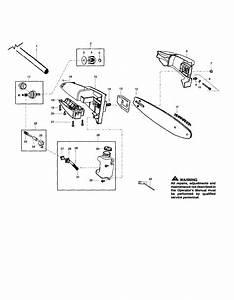 Poulan Model Pp258tp Pruner Genuine Parts