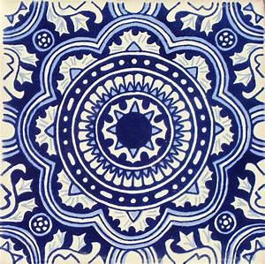 Mexican Talavera Tile – HAD007 Hadeda Tiles