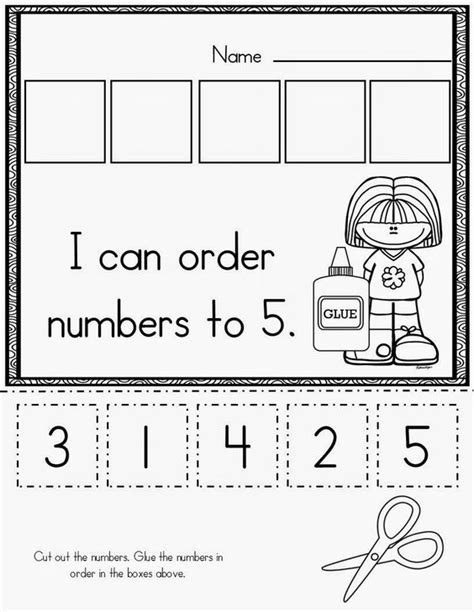 beginning of the year basics printables for the few