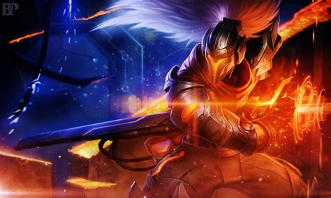 Yasuo Animated Wallpaper - project yasuo wallpaper wallpapersafari